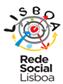 logotipo do Conselho Local de Ação Social de Lisboa