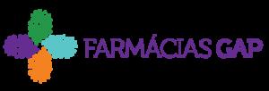 logotipo da marca Farmácias GAP