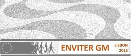 Logotipo da Reunião Geral ENVITER Lisboa 2015